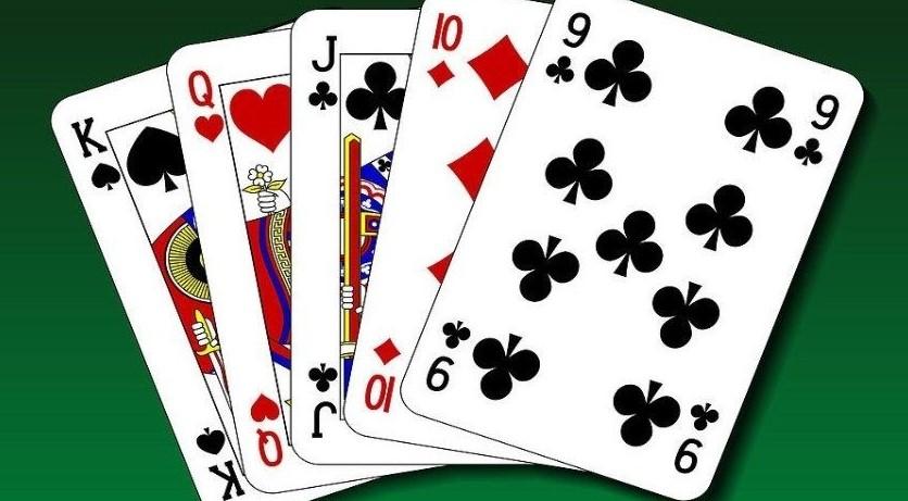 Дро покер або п'ятикартовий покер – правила гри