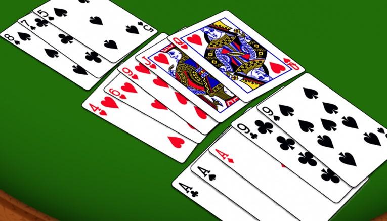 Як грати у відкритий китайський покер (Open Face Chinese)