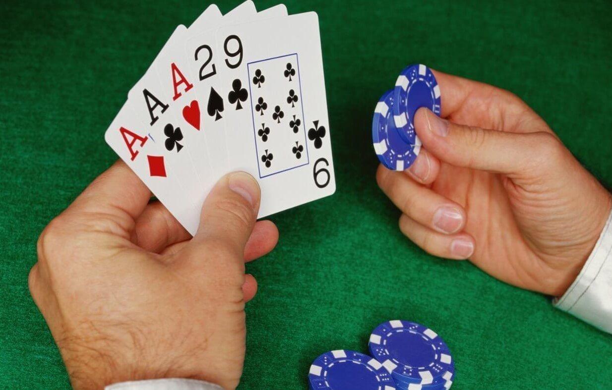 Покерні хай-комбінації