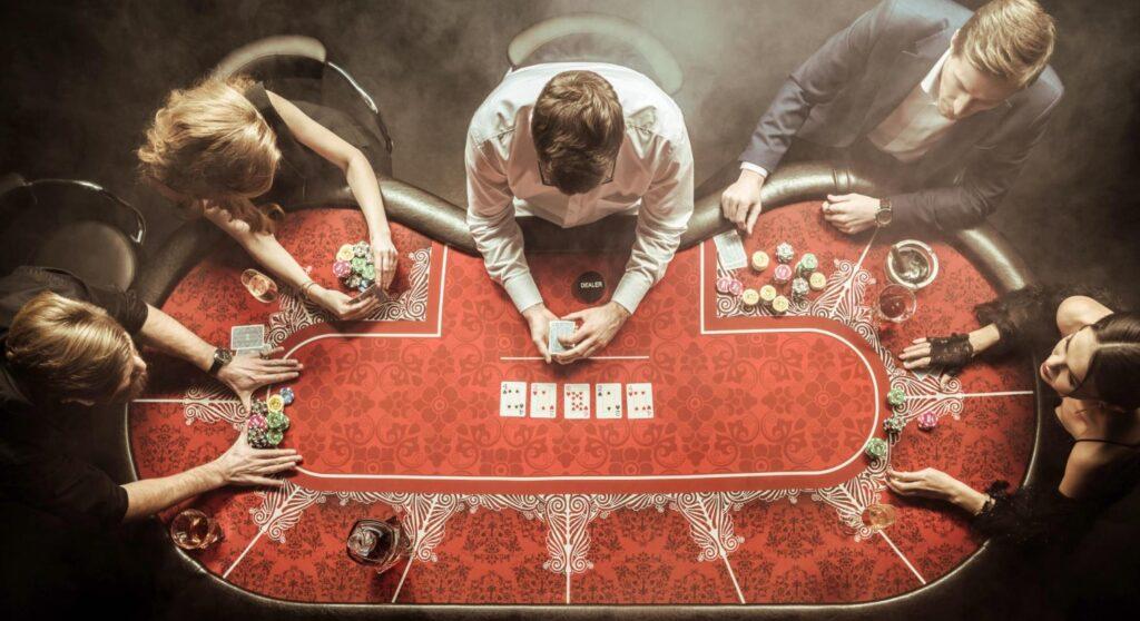 Історія покеру