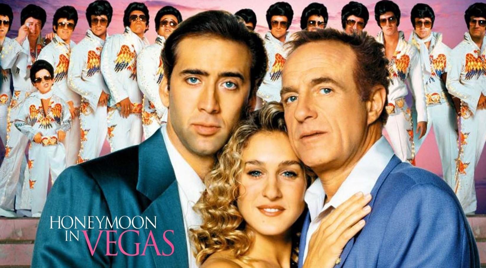 Медовий місяць в Лас-Вегасі (Honeymoon in Vegas)
